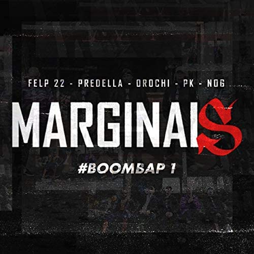 Marginal Supply, Felp 22 & PK feat. Predella, Orochi & NOG