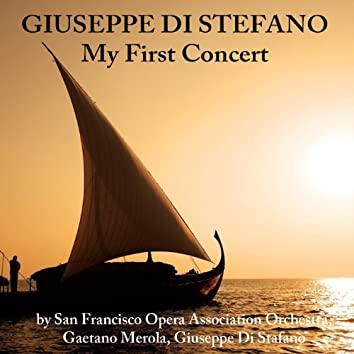 Giuseppe di Stefano: My First Concert