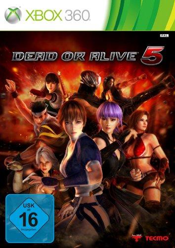 Tecmo Koei Dead or Alive 5, Xbox 360 - Juego (Xbox 360)