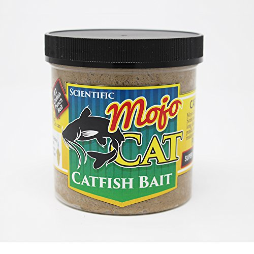 Catfish Bait Mojo Catfish Punch Bait Aquatic Nutrition, 16 oz