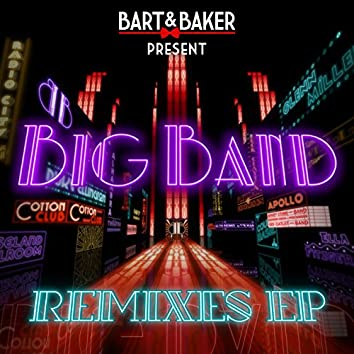 Big Band Remixes - EP
