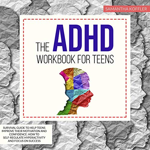 The ADHD Workbook for Teens cover art