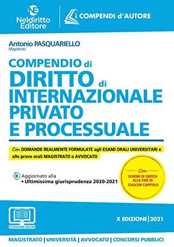 Compendio di diritto internazionale privato e processuale. Nuova ediz. Con aggiornamento online