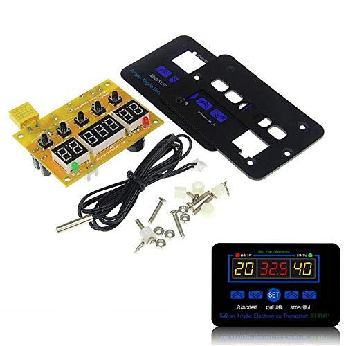 Módulo electrónico Interruptor del módulo de controladora 12V 10A inteligente Electrónica LED Digital temperatura del termómetro Equipo electrónico de alta precisión
