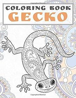 Gecko - Coloring Book 🦎