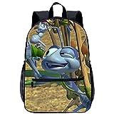 Avatar Póster de la película 3D impreso mochila hombres y mujeres viaje escuela bolsa niños mochila 45x30x15cm ocio mochila