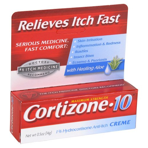 Cortizone 10 AntiItch Creme 0.5 oz