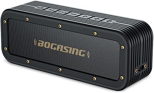 Bluetooth Speaker, BOGASING M4 Speaker with 40W...