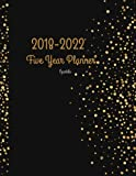 """2018 - 2022 Sparkle Five Year Planner: 2018-2022 Monthly Schedule Organizer €"""" Agenda Planner for the Next Five Years/60 months calendar €"""" 8.5 x 11 ... (5 year Diary/5 year Calendar/Logbook)"""