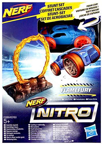 Hasbro E1269 - Nerf Nitro Soft Racer Flamefury