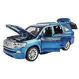 DZX 1:32 Aleación Modelo de vehículo Todoterreno Sonido y luz Opcionales Modelo de Coche de...