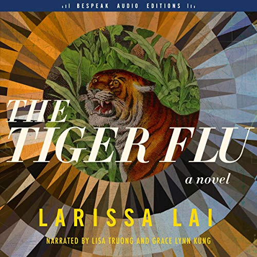 The Tiger Flu  By  cover art