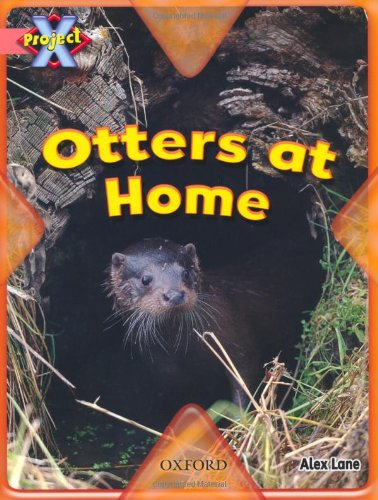 Project X: My Home: Otters at Homeの詳細を見る