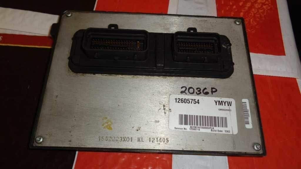REUSED Indefinitely PARTS Engine ECM Control Module 05-06 Fits San Jose Mall Pu Cobalt 2.2L