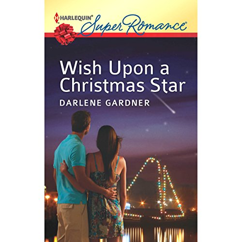 Wish Upon a Christmas Star audiobook cover art