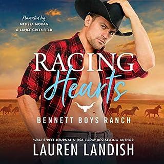 Racing Hearts: Bennett Boys Ranch cover art