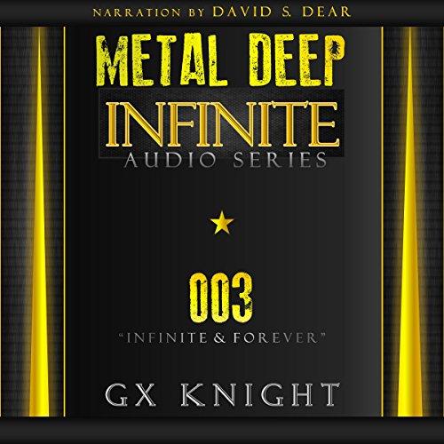 Metal Deep: Infinite: Episode 3 audiobook cover art