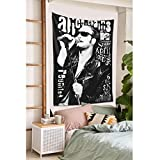 AnneSEmberton Layne Staley Tapestry, Art Tapestry Wall Hanging Fabric Wall Cloth Tapestries for Bedroom Living Room Dorm Home D¨¦cor ¨C (60X40 Inch)