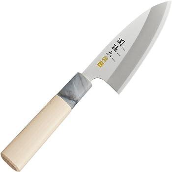 貝印 KAI 出刃包丁 関孫六 銀寿 ステンレス 105mm 日本製 AK5060