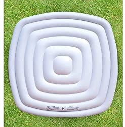 Please note This model fits the Alpine D-AL04 Delight square 2+2 hot tub Retain the heat in your MSPA Hot Tub with this genuine MSpa inflatable bladder Also acts to stop rain water from entering your MSPA Hot Tub when not in use! This Heat Preserver ...