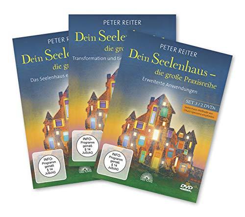 Dein Seelenhaus - die große Praxisreihe, 6 DVDs