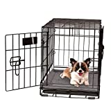 K&H Pet Products Self-Warming Crate Pad Gray X-Small 14 X 22 Inches