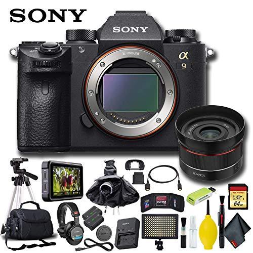 Buy Sony Alpha a9 Mirrorless Digital Camera Ultimate Bundle