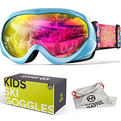 best kids ski goggles 1