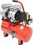 Mader Power Tools 09371 Compresor de Aire Monobloco, 6L, Portable, Silencioso, Económico, Ecológico