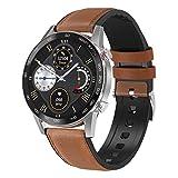 WT2 Smartwatch, Reloj Inteligente con, Monitor del Sueño, Pulsómetro, Impermeable Cronometro...