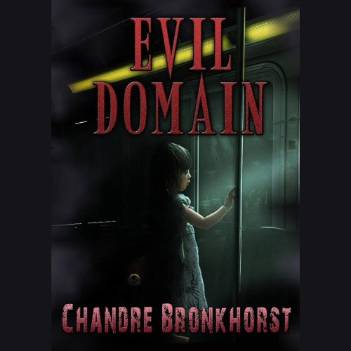 Evil Domain audiobook cover art