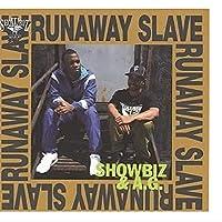 Showbiz&AG RunawaySlaveRap ミュージックアルバムポスターキャンバスペインティングアートポスタープリントホームウォールリビングルームデコレーション-50x50cmx1pcs-フレームなし