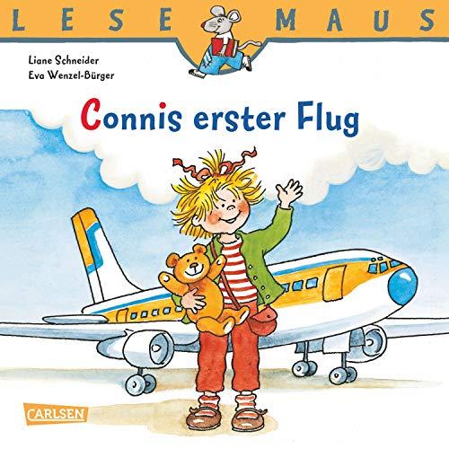 LESEMAUS: Connis erster Flug