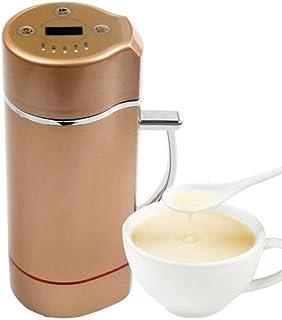 DHTOMC Juicer Machines, Juicer Mini Machine à broyage Soymilk SOYA-Bean Soy-Bean Meuble Grinder Beans Blender Blanc Blanc-...
