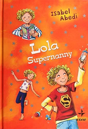 SPA-LOLA SUPERNANNY (Escalera de lectura)