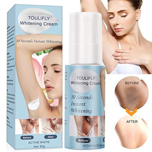 Underarm Cream,Cream for Armpits,Cream for Intimate Parts,Body Cream for Armpit Knees Elbows Private Sensitive Areas