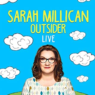 Sarah Millican: Outsider Live cover art