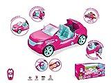 Mondo Motors – Mattel Barbie Cruiser – Coche Cruiser teledirigido para niños de Barbie – SUV de Cuatro plazas – Detalles realistas – Color Rosa – 63647
