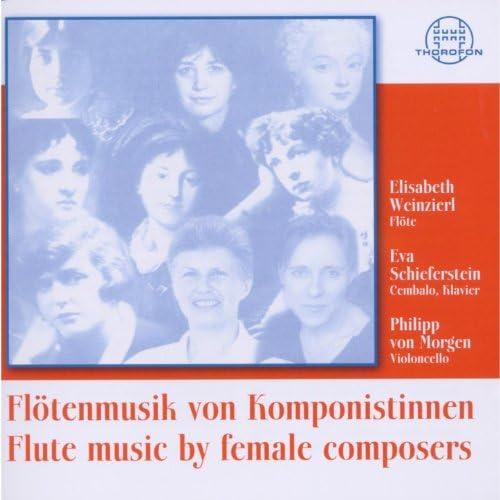 Elisabeth Weinzierl, Eva Schieferstein & Philipp von Morgen