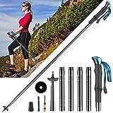 Best trekking poles - OSPUORT Hiking Poles Collapsible Lightweight Men Tactical Trekking Review