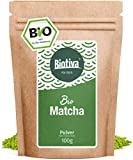 Bio Matcha-Tee - Original Matchapulver - Tee