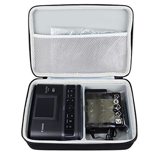 AONKE Hart Reise Fall Case Tasche für Canon Selphy CP1300 CP1200 WLAN Foto-Drucker