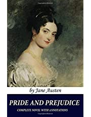 Pride and Prejudice Book (Complete Novel with Annotations): by Jane Austen