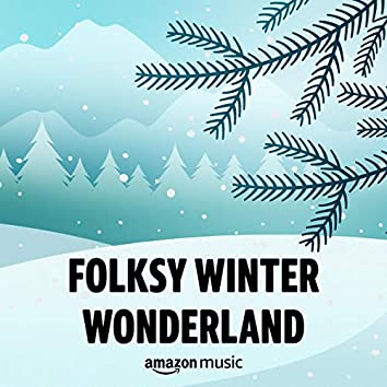 Folksy Winter Wonderland