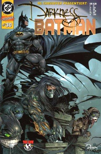 DC Crossover # 30 Darkness Batman - Dino Comics - 1999 (DC Crossover)