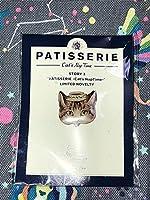 Cat's Nap Time ピンバッジ Cat's Issue アフタヌーン