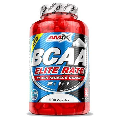 BCAA ELITE RATE 500 CAPS