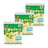 亀田製菓 野菜ハイハイン 53g×3袋