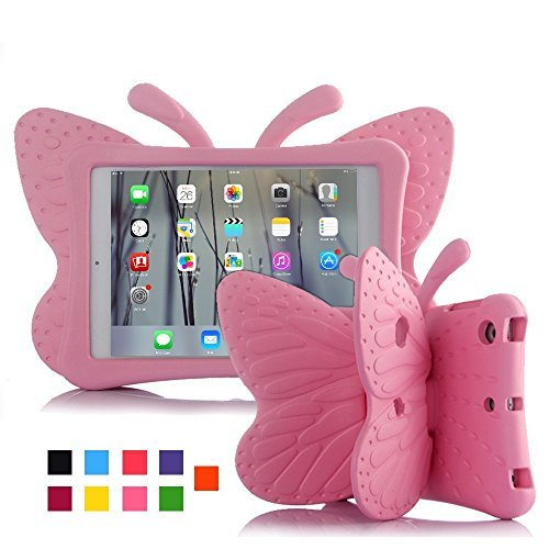 Product Image of the Feitenn 3D Cartoon Butterfly Case