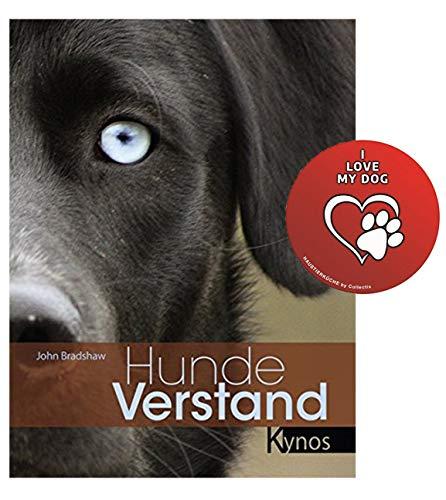 Kynos Hundeverstand Gebundenes Buch + Hunde Sticker by Collectix